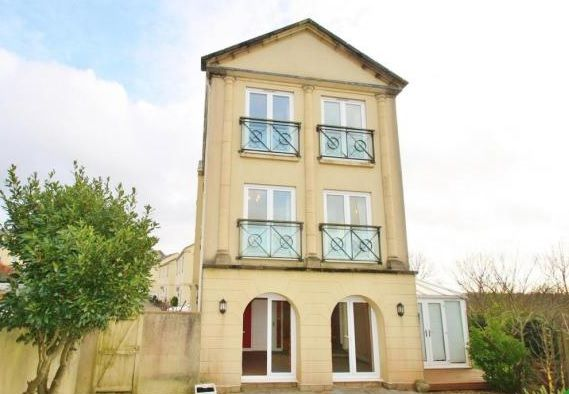 Thumbnail Semi-detached house to rent in Aberdeen Avenue, Manadon Park, Plymouth
