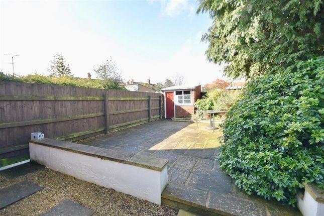 Garden of Spencer Street, Burton Latimer, Kettering NN15