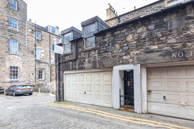 Thumbnail 2 bed mews house for sale in Young Street South Lane, Edinburgh