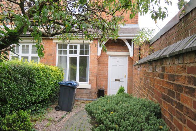 2 bed end terrace house to rent in Tudor Terrace, Ravenhurst Road, Harborne, Birmingham