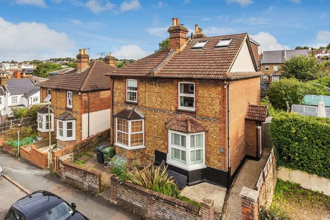 Thumbnail Semi-detached house for sale in Upperton Road, Guildford