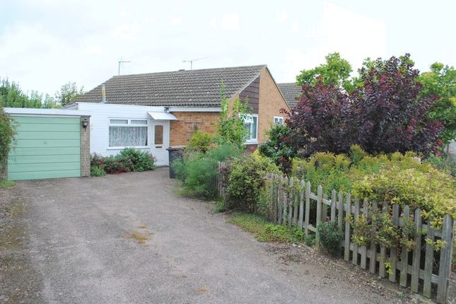 Thumbnail Detached bungalow for sale in Hayden Road, Rushden