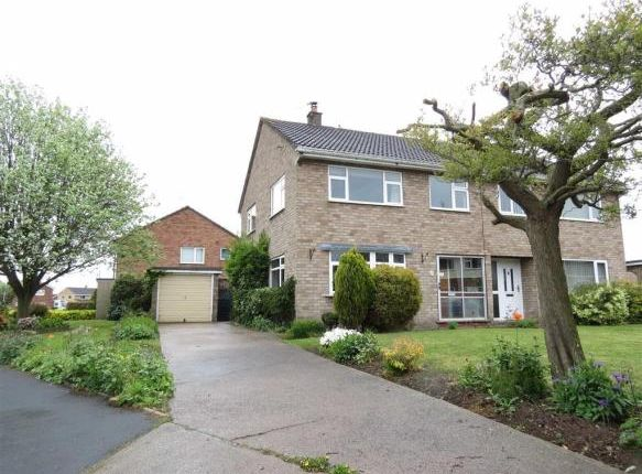 Thumbnail Semi-detached house for sale in Lydham Road, Shrewsbury