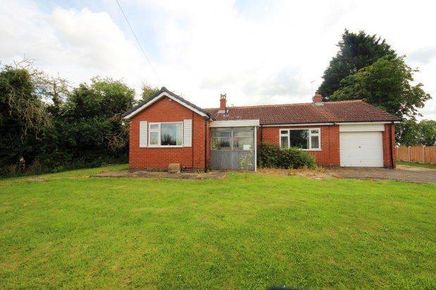 2 bed bungalow to rent in Main Street Sutton On Derwent, York YO41