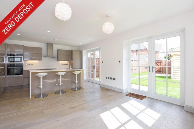 Thumbnail Semi-detached house to rent in Lamborne Place, Ickenham, Uxbridge