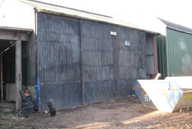 Light industrial to let in Storage Premises, Low Farm, Dunswell Road, Cottingham