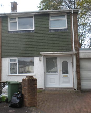 Thumbnail Semi-detached house to rent in Clifton Court, Aberdare