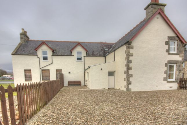 Thumbnail Detached house for sale in Willowbrae, Gower Street, Brora
