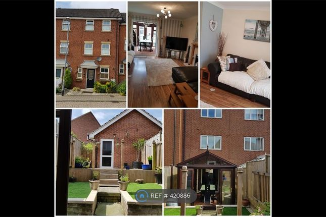 Thumbnail Terraced house to rent in Harriers Grove, Sutton-In-Ashfield