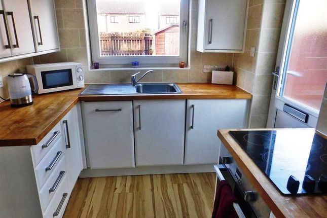 Thumbnail Flat to rent in Malvern Close, North Hykeham, Lincoln