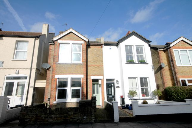3 bed semi-detached house for sale in Victoria Road, Bromley