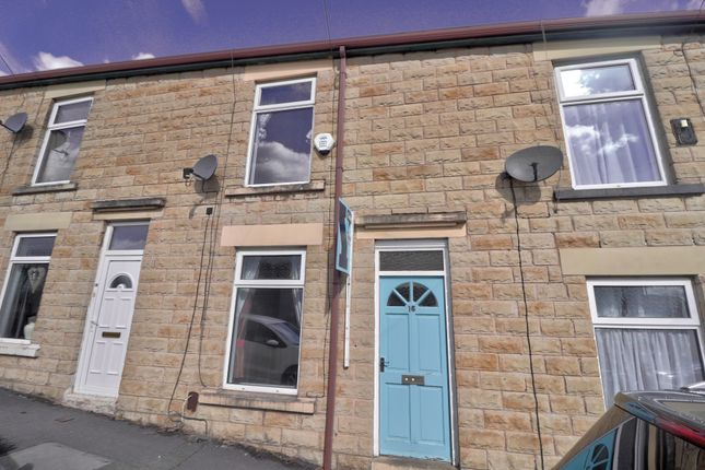 Thumbnail 2 bed terraced house for sale in Garden Street, Oswaldtwistle, Accrington