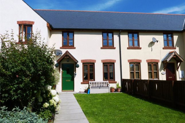 Thumbnail Terraced house to rent in Llys Y Croft, Whitland, Carmarthenshire
