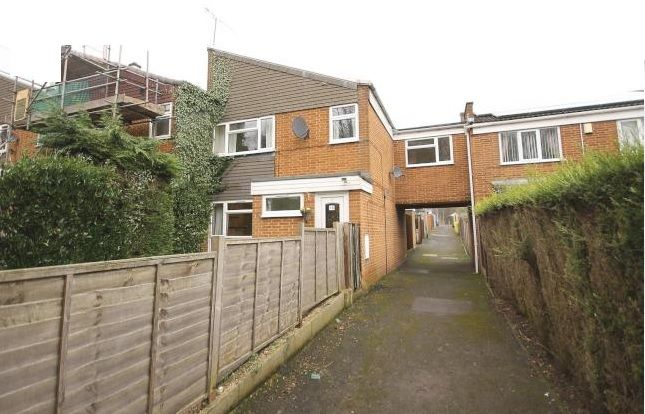 End terrace house to rent in Green Farm Close, Newbold