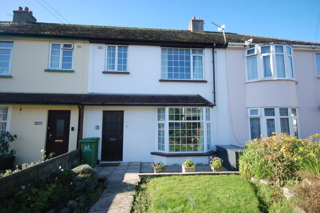 Terraced house to rent in Newton Road, Bideford