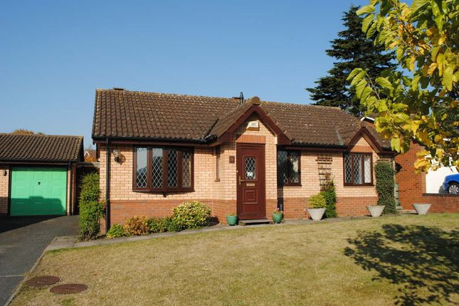 Thumbnail Detached bungalow to rent in Lindfield Drive, Wellington, Telford