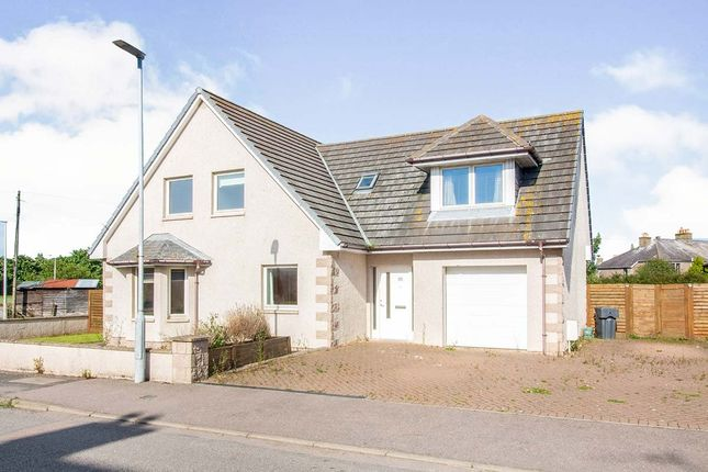Thumbnail Detached house for sale in Meadowside, Inverbervie, Montrose, Aberdeenshire