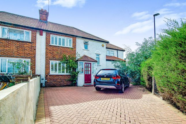 4 bed semi-detached house for sale in Fairmead Road, Croydon CR0