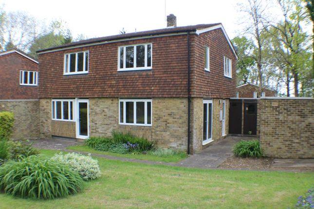 Thumbnail Detached house to rent in Beckman Close, Halstead, Sevenoaks