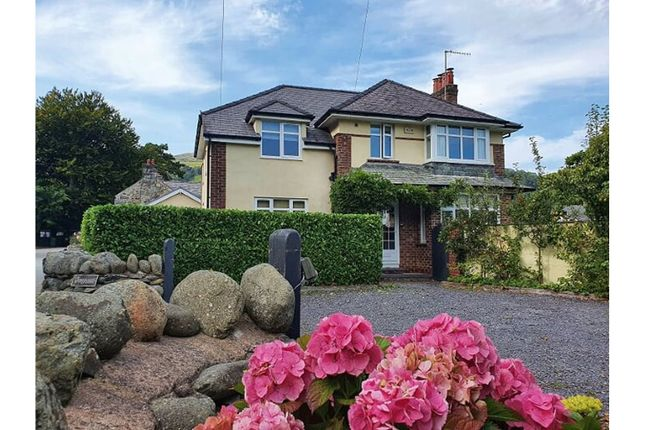 Thumbnail Detached house for sale in Rowen, Conwy