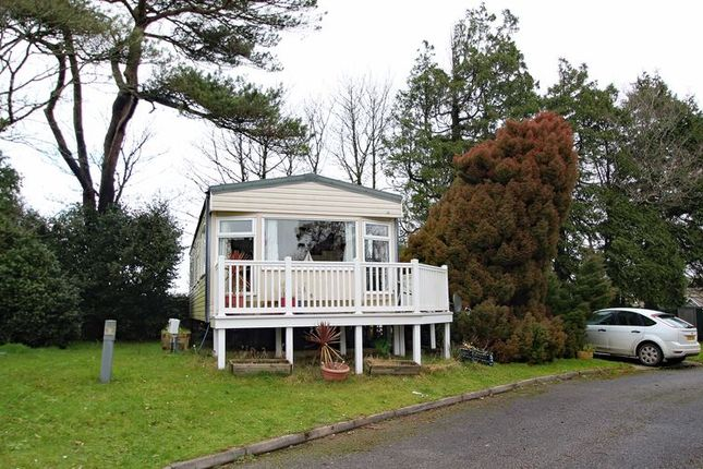 Detached bungalow for sale in Harolds Way, Castle & Dinas, St Columb