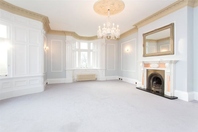 Drawing Room of Mansion House, Moor Park, Harrogate, North Yorkshire HG3