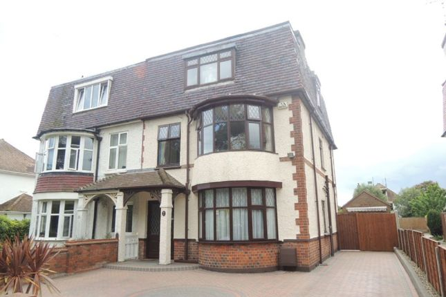 Thumbnail Semi-detached house for sale in Lancaster Gardens West, Clacton-On-Sea