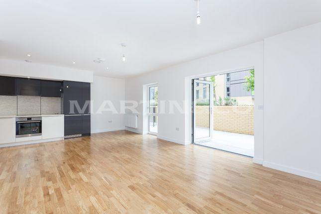 Thumbnail Flat for sale in Lakeside Drive, Park Royal, London