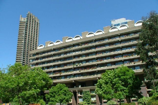 Thumbnail Flat to rent in Speed House, Barbican, London