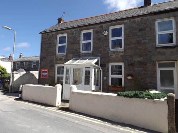 Thumbnail Semi-detached house for sale in Camborne, Cornwall, Camborne
