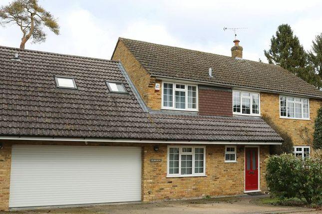 Thumbnail Detached house for sale in Deer Mead, Little Kingshill, Great Missenden