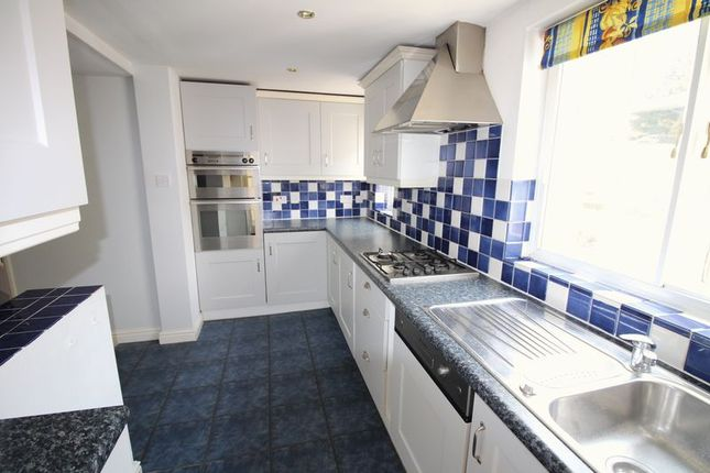 Thumbnail End terrace house to rent in South Street, Titchfield, Fareham