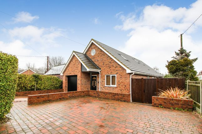 Thumbnail Property for sale in Church Road, Cantley, Norwich