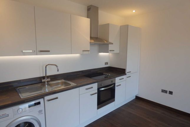 Thumbnail Flat to rent in Park Street, Luton