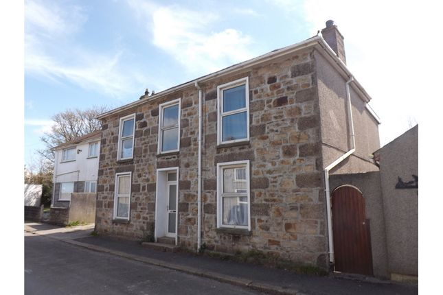 Thumbnail Detached house for sale in Carnarthen Street, Camborne