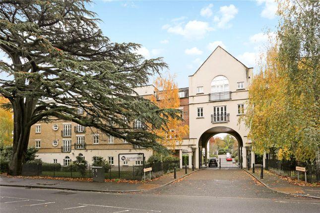 Exterior of Blackburn Court, 1 Bascombe Street, London SW2