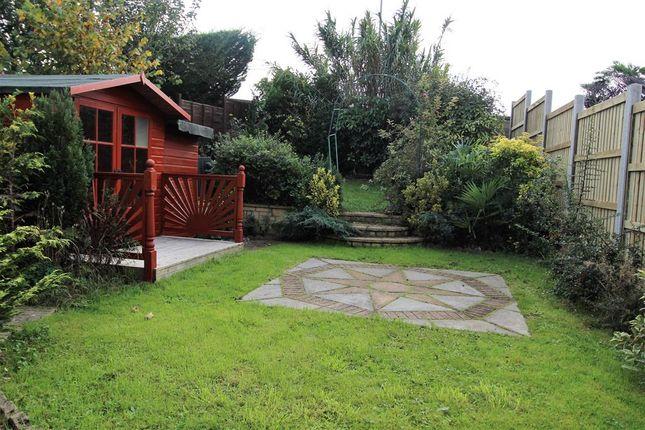 Rear Garden of Staunton Fields, Whitchurch, Bristol BS14