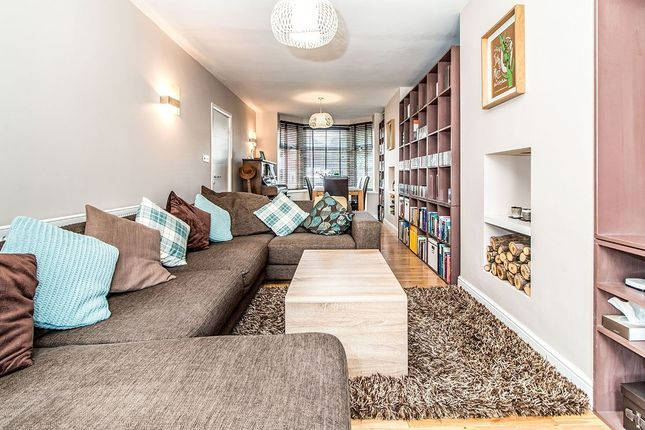 Thumbnail Semi-detached house for sale in Talbot Road, Fallowfield, Manchester