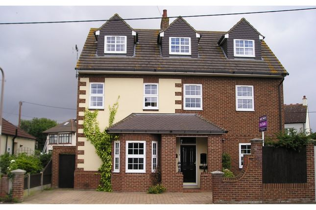 Thumbnail Detached house for sale in Castle Road, Hadleigh