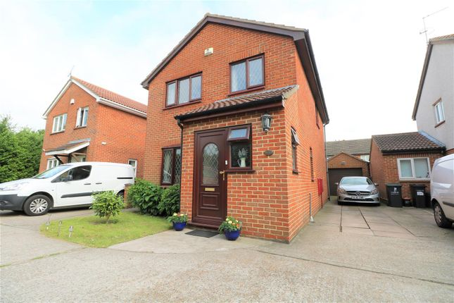 Thumbnail Detached house for sale in Chadwick Close, Northfleet, Gravesend