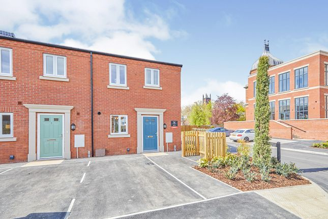 3 bed town house for sale in Nightingale Quarter, London Road, Derby DE1