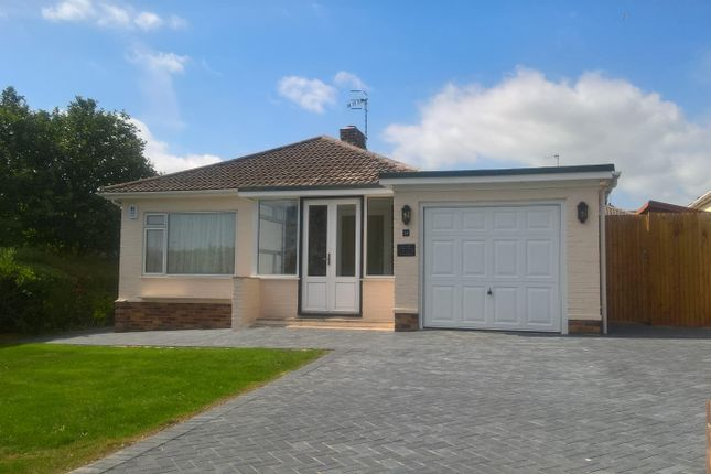 Thumbnail Bungalow to rent in Homefield Road, Seaford