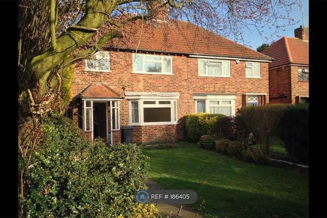 Thumbnail Semi-detached house to rent in St Denys Road, Leicester