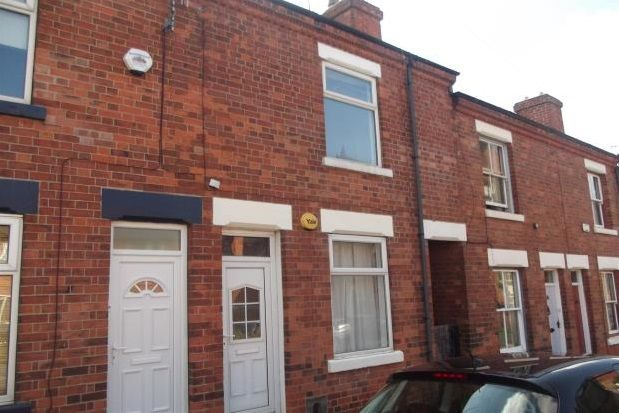Thumbnail Terraced house to rent in Waterford Street, Nottingham