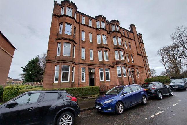 Thumbnail Flat for sale in Fairholm Street, Glasgow