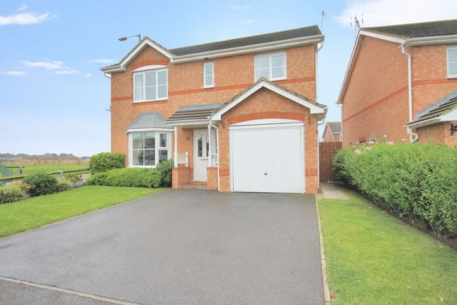 Thumbnail Detached house for sale in Applethwaite Gardens, Skelton-In-Cleveland, Saltburn-By-The-Sea
