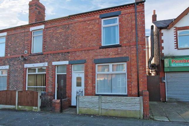 Thumbnail Terraced house for sale in Bulteel Street, Pemberton, Wigan