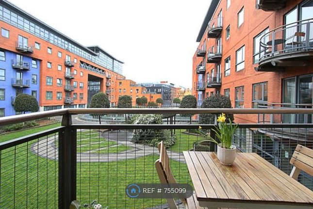 Balcony View of West One Central, Sheffield S1