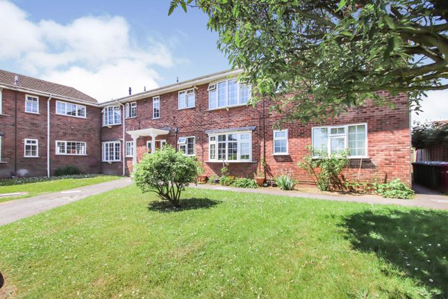 Thumbnail Flat for sale in Revesby Court, Scunthorpe