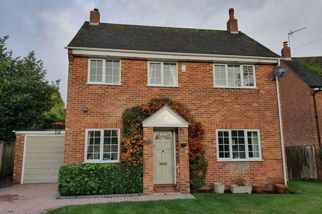Thumbnail Detached house for sale in Cherry Tree Close, Stoke Row, Henley-On-Thames